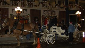 Old Town Parker Holiday Carriage Rides – Chamber Press Release