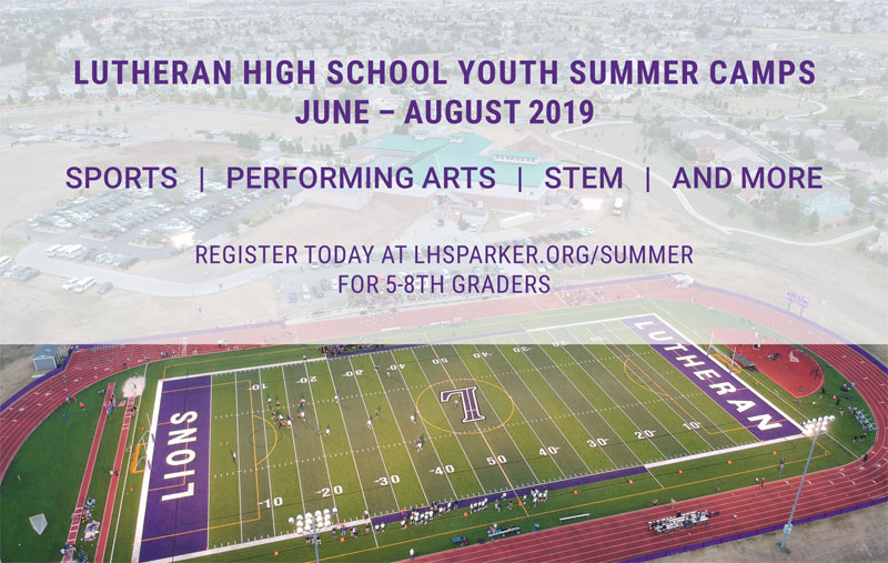 summer camp for youth in Parker