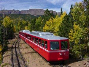 cog railroad colorado springs co