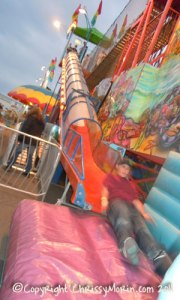 Fun House Parker Days