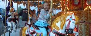parker days carousel