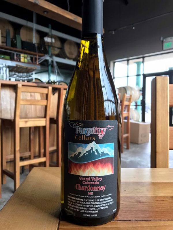Purgatory Cellars winery parker colorado