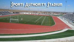 Sports Authority Stadium Douglas County Colorado in Parker
