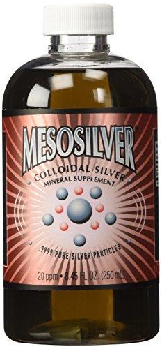Mesosilver