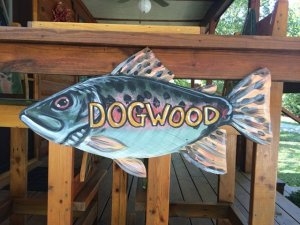 Dogwood sign