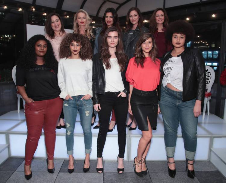 Models, ONE Jeanswear Group, Bethenny Frankel, Skinnygirl Jeans