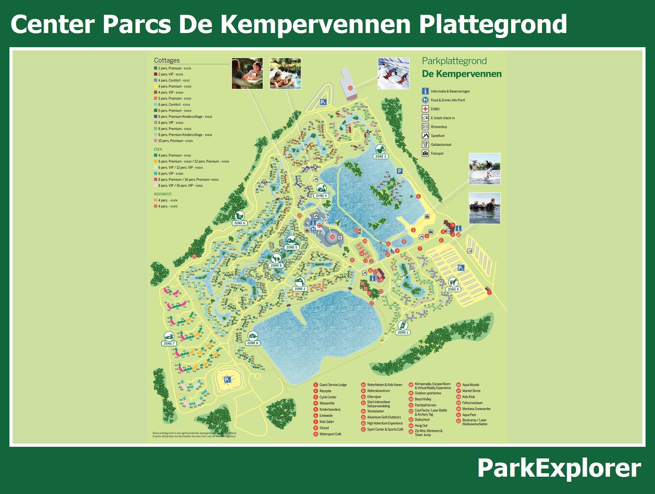 Center Parcs De Eemhof Plattegrond.Px Park Plattegrond Van Center Parcs Parc Sandur 13 Modern Home