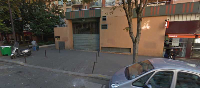 location parking 3f