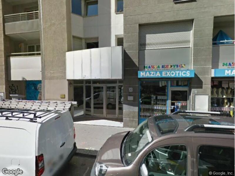 location parking 69007