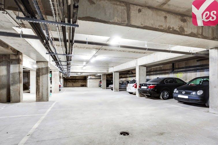location parking au mois