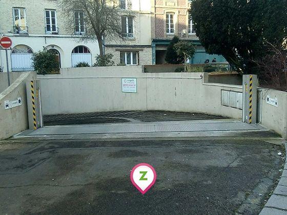 location parking dieppe