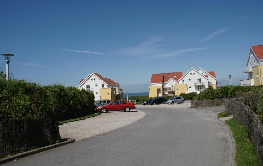 location parking wimereux