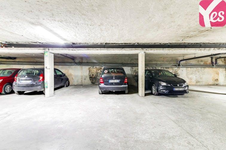 place parking 12eme