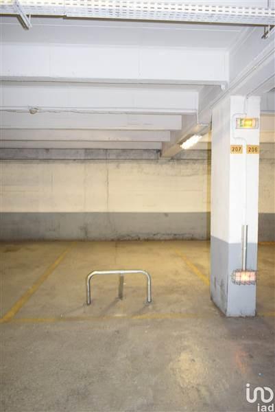 vente parking 19eme