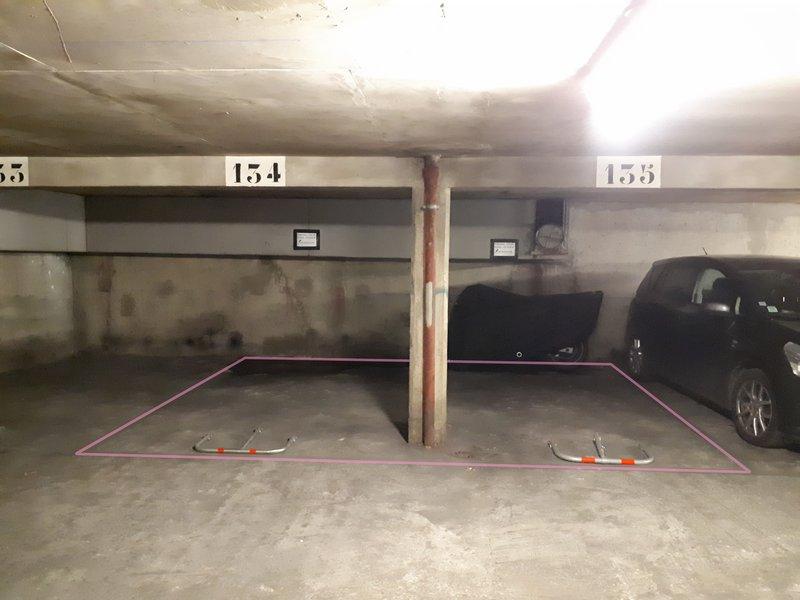 vente parking et loi alur