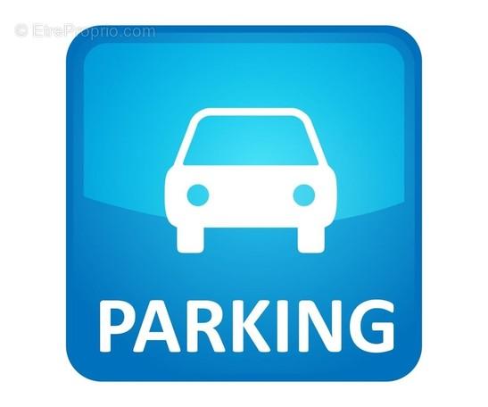 vente parking gif sur yvette
