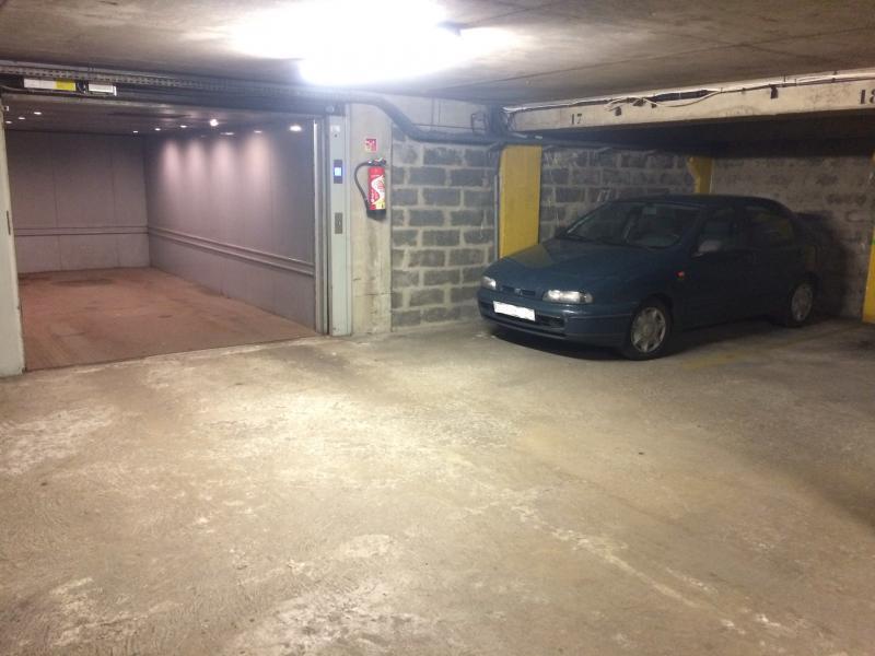 vente parking rue amelot