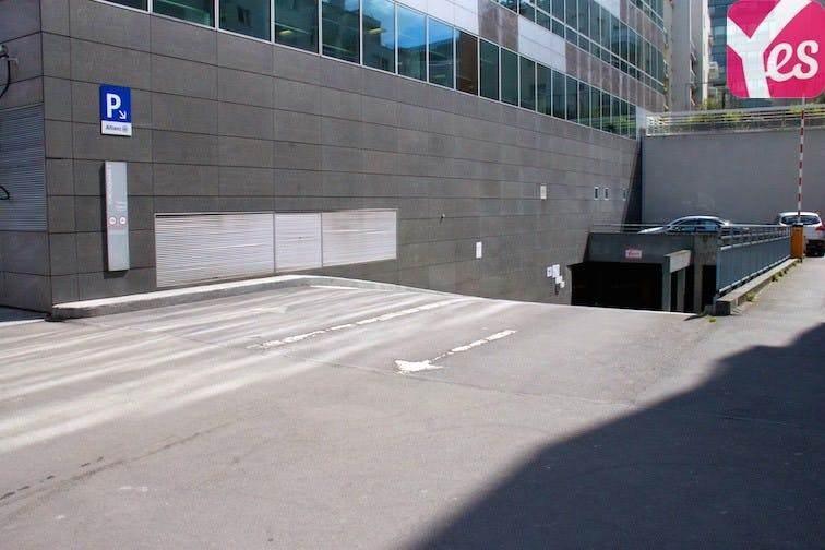 vente parking saint ouen