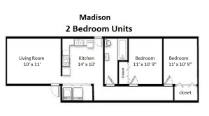 Two Bedroom Deluxe Style (#04)