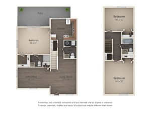 Three Bedroom Designer Series (#34)