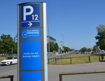 Easy Airport Parking Nurnberg Am Flughafen Nurnberg