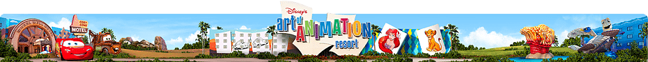 Art of Animation Hotel
