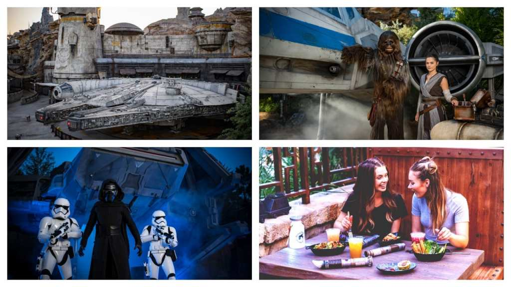 Star Wars: Galaxy's Edge Hollywood Studios