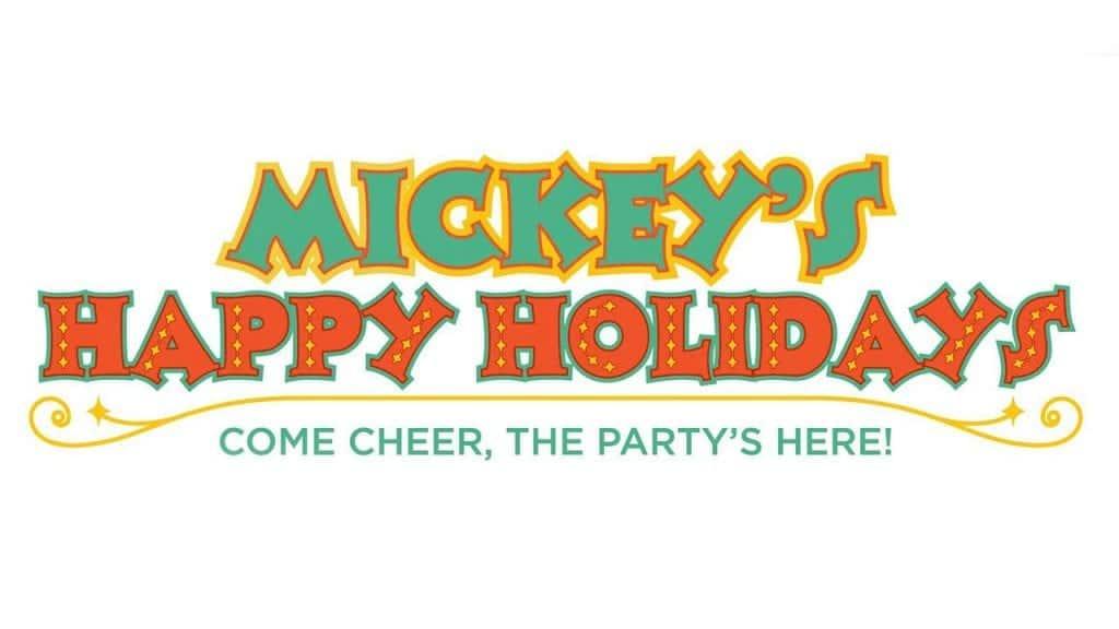 Mickey's Happy Holidays
