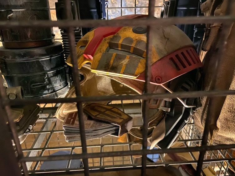 Rise of the Resistance Helmet