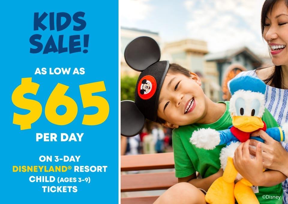 Spring Special Offer Disneyland