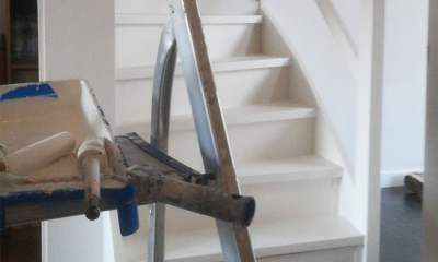 schilderwerk van trappen |parkstadklussen.nl