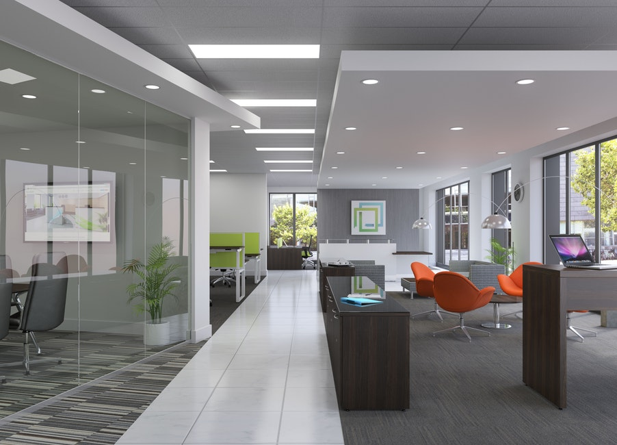 2018 office design trends park systems for Office design trends 2018