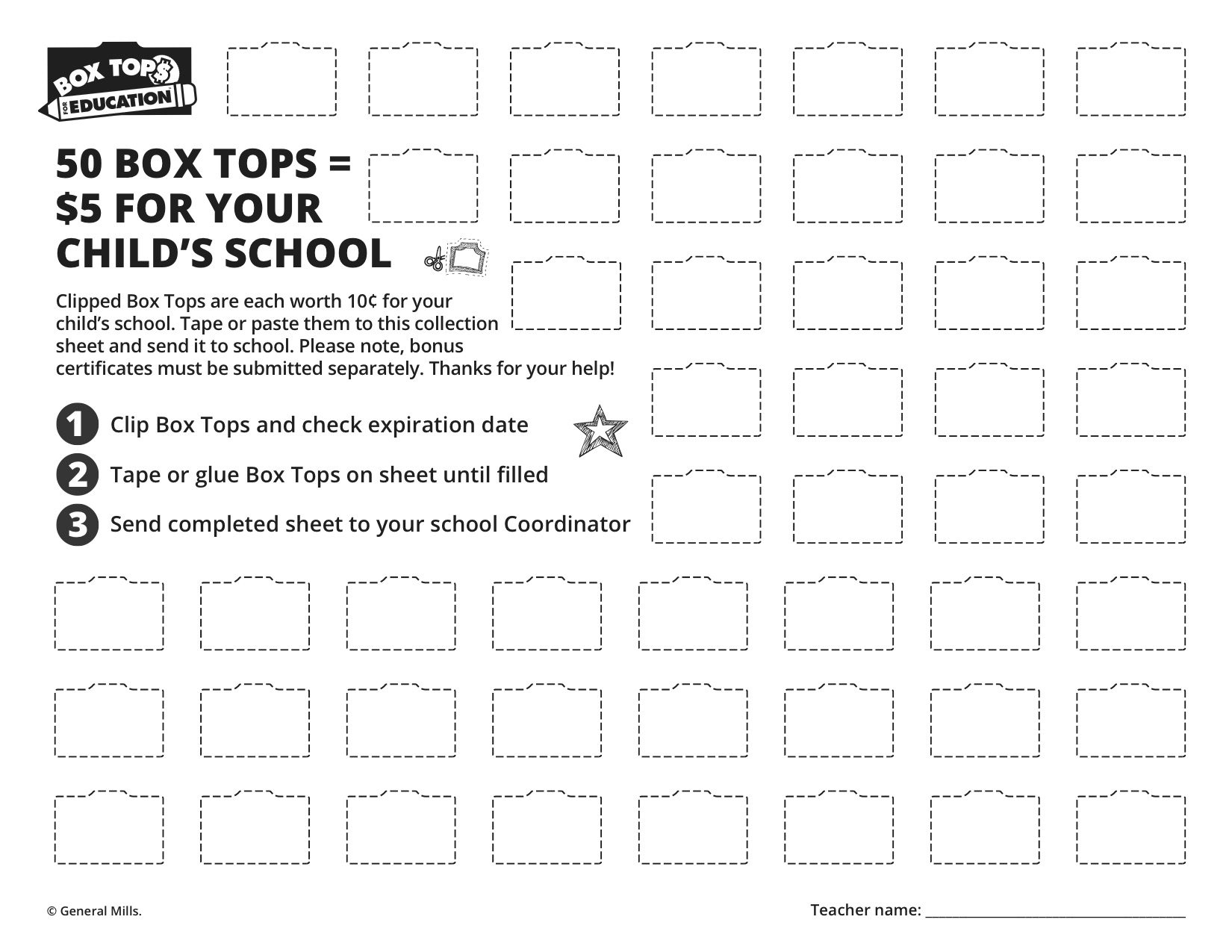 Easy Ways To Help Our School