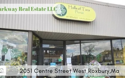 Business for Sale – Halls of Tara floral shop – West Roxbury, MA