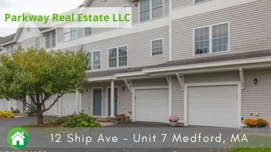 12 Ship Ave – Unit 7 Medford, MA -SOLD