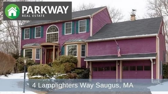 4 Lamplighters Way Saugus, MA