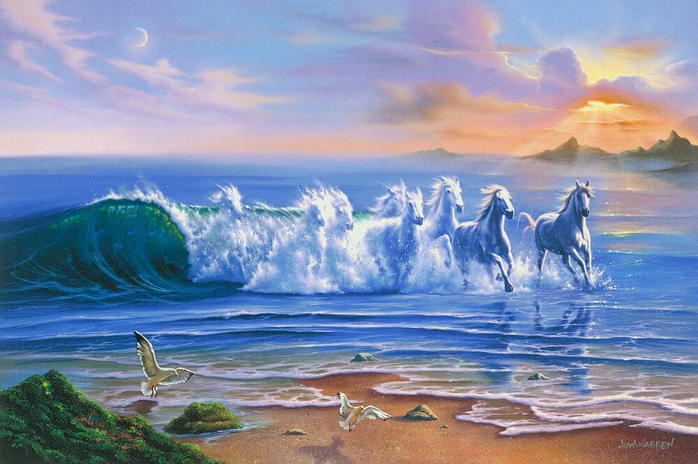 Image Result For Oil Painting Of Wild Animals