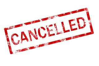 Bingo Cancelled – 1 June