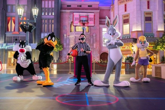 Inspired by the all-new upcoming movie, 'Space Jam: A New Legacy Live Show'  comes to Warner Bros. World Abu Dhabi! – Park World Online – Theme Park,  Amusement Park and Attractions Industry
