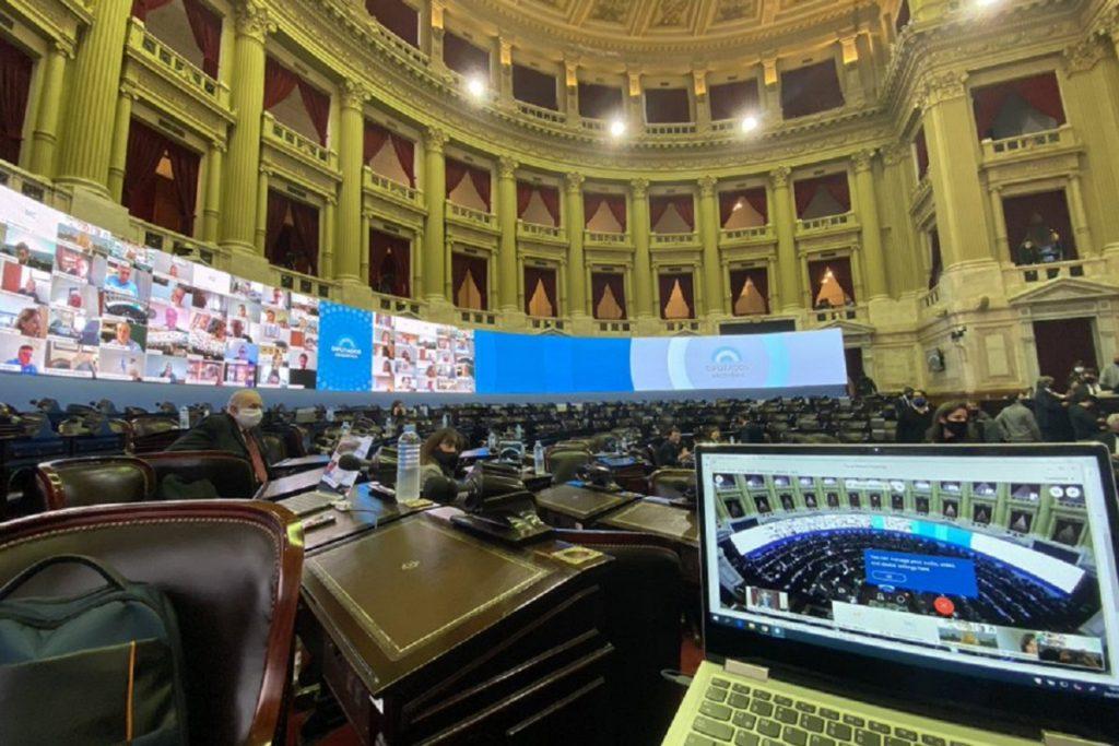 sesion virtual minoria dnu superpoderes