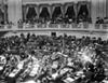 Sessão inaugural da Assembleia Nacional Constituinte de 1911, presidida por Braancamp Freire