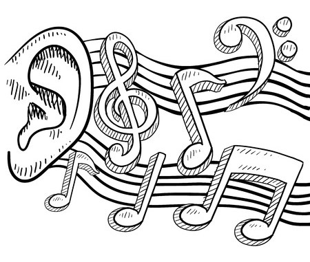 oreille musicale