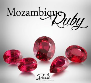 Mozambique Ruby gemstones