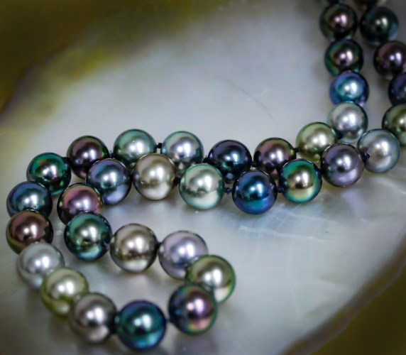 The Very Cultured Pearl
