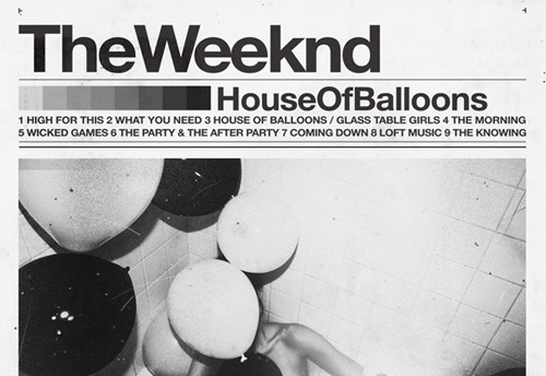 Download The Weeknd S House Of Balloons Mixtape Here
