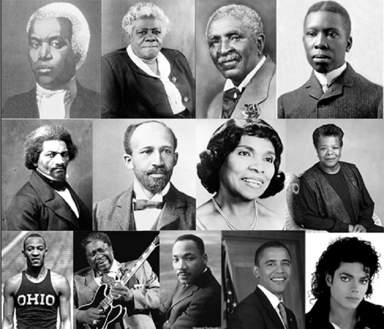Leaders Notable People: Black History Shaped The World
