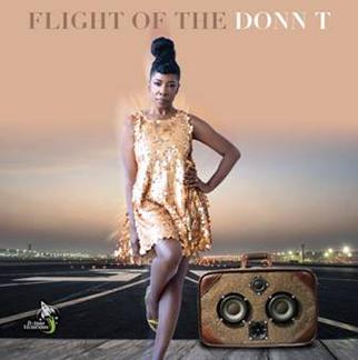Flight of Donn T album cover