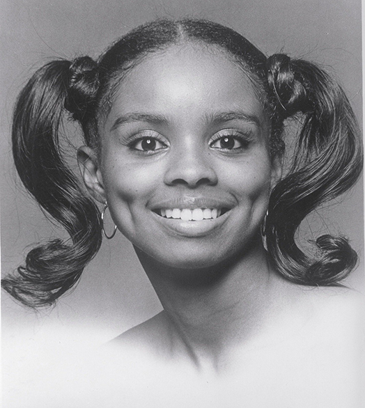 Debbi Morgan charmed