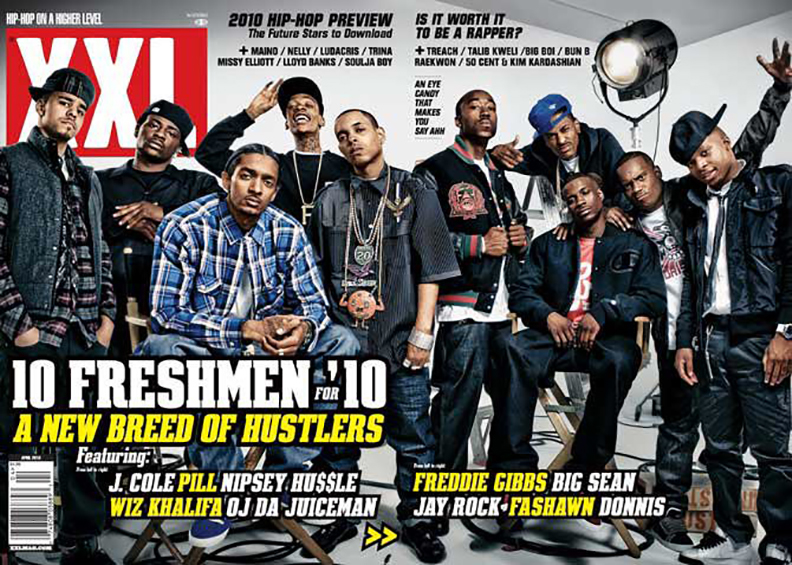 Revisiting The 10 XXL Freshmen of 2010 - Where Are they Now?