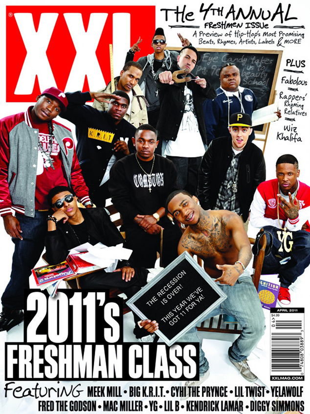Revisiting The 2011 XXL Freshmen - Where Are They Now?